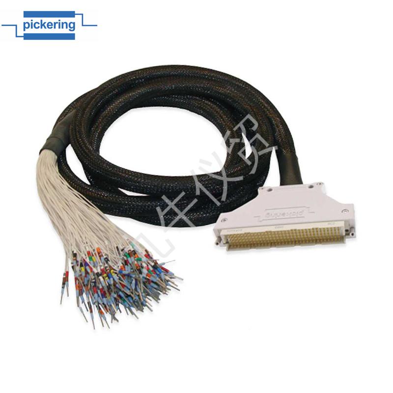 Pickering_线缆套件,160路DIN41612,公头/自由端,镀锡, 1米