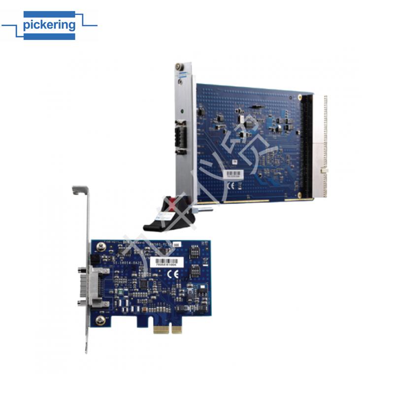 PCIe To PXI 远程控制套装(51-924-001, 41-924-001, 3m 线缆)