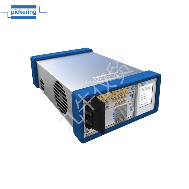 Pickering_60-105-001 4槽 1U LXI/USB 机箱
