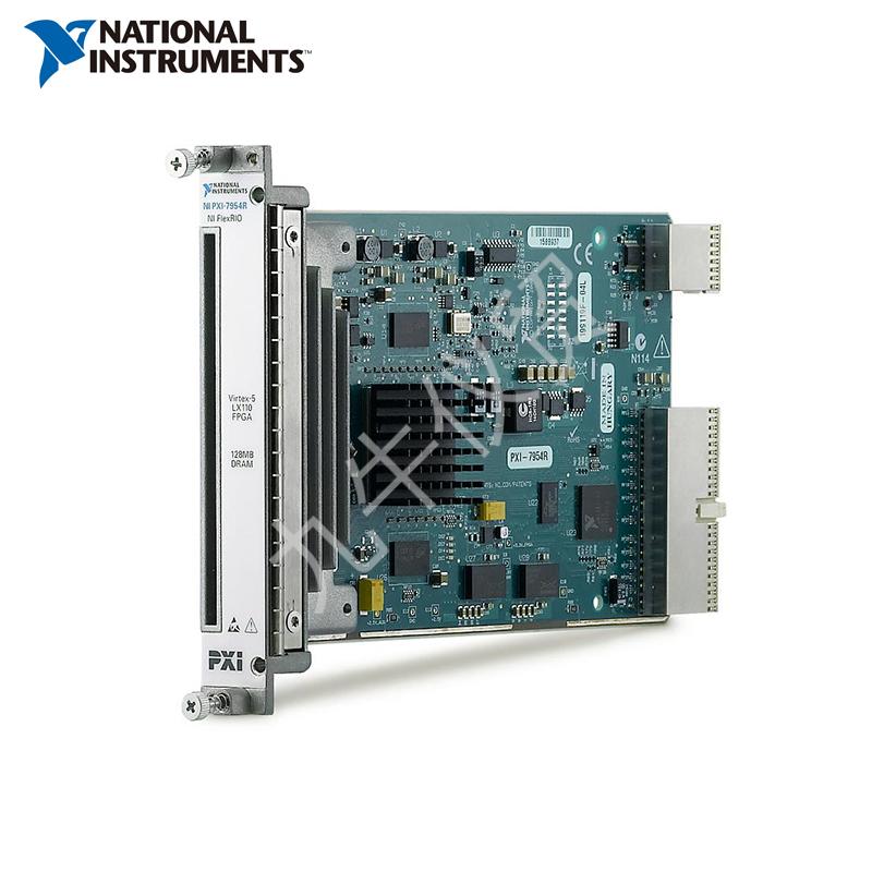 NI,PXI-7954R FlexRIO FPGA模块(Virtex-5 LX110,128MB RAM)
