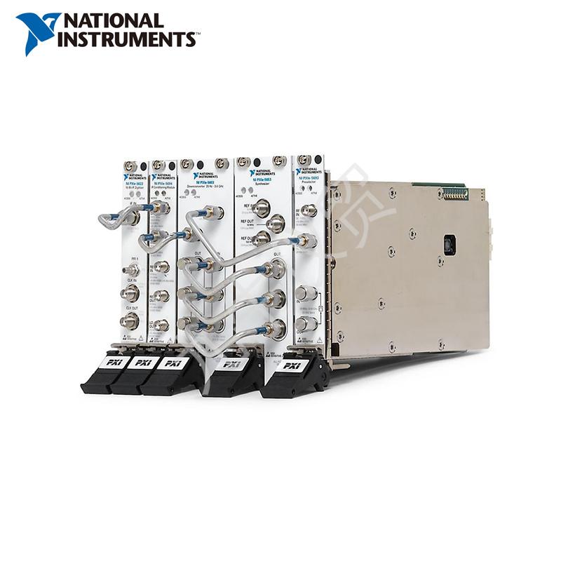 NI,PXIe-5667 3.6 GHz频谱监测接收器,256MB RAM,25MHz带宽,带前置放大器