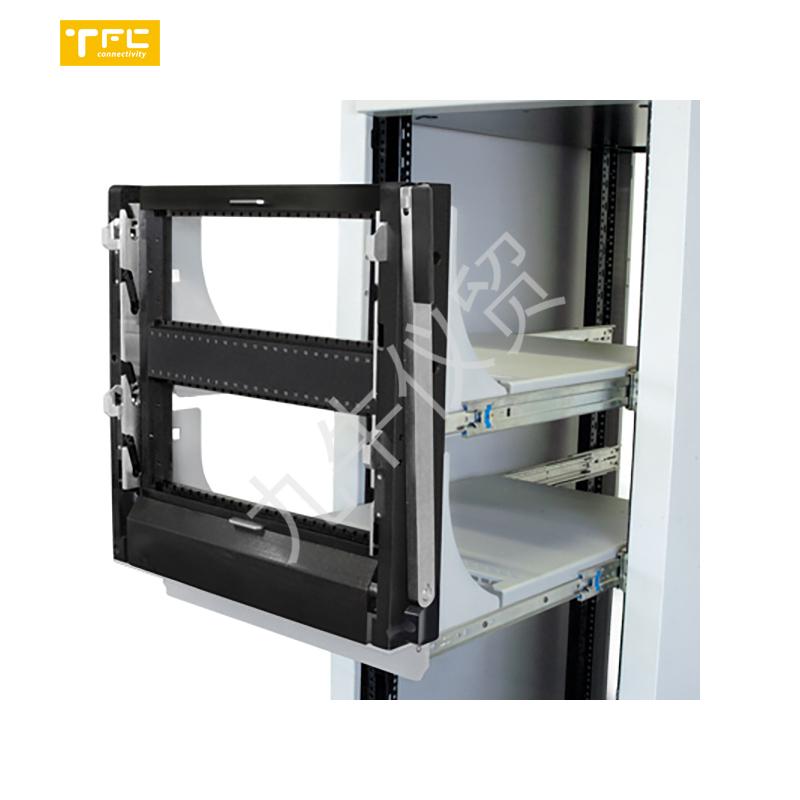 TFC _CMV02100 50槽接收器框架,带滑轨安装,CMV系列